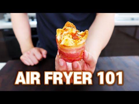 5 Easy AIR FRYER Recipes!