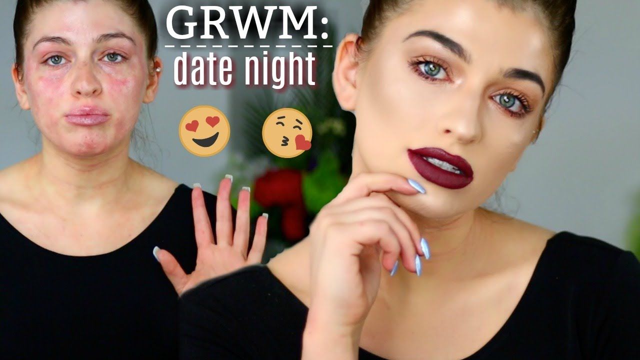 GET READY WITH ME: Date Night | Chit Chat