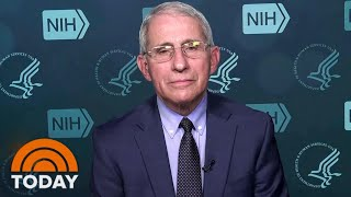 Dr. Anthony Fauci: 'Now We Have 2 Vaccines That Are Quite Effective' | TODAY