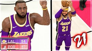 MOST INTENSE GAME OF THE SEASON! NBA 2k20 MyCAREER - Down to the Last SHOT! Ep .21