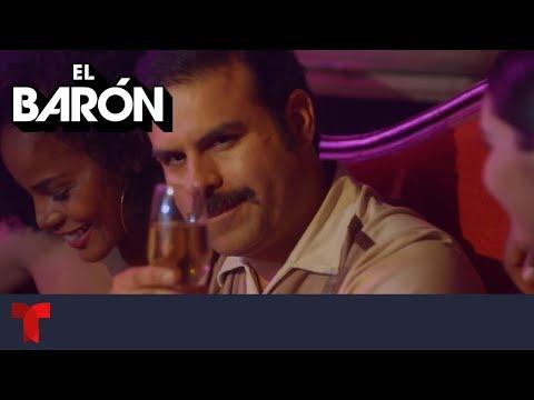 El Barón   Nacho Montero, un bandido con clase que cambió las reglas del narcotráfico   Telemundo