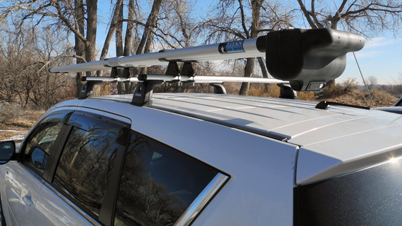 Diy fly rod holder for truck for Fishing rod holders for cars