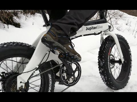 Defiant Fat Tire Electric Bike Video
