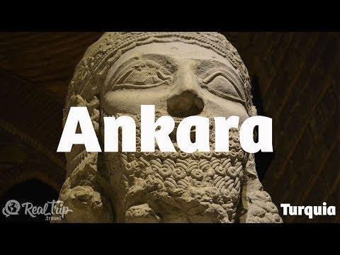 Que hacer en 24 horas por la capital turca - Ankara