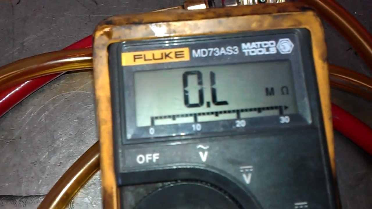 73l Glow Plug Test Youtube 2002 Ford 7 3 Wiring