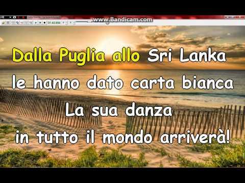 La tarantola       57° Zecchino          D'Oro              Testo syncronizzato     by Tituccio