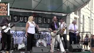 "JOHN LISI & DELTA FUNK!~""CHICKEN FRIED STEAK"" @ 2012 FRENCH QUARTER FESTIVAL"