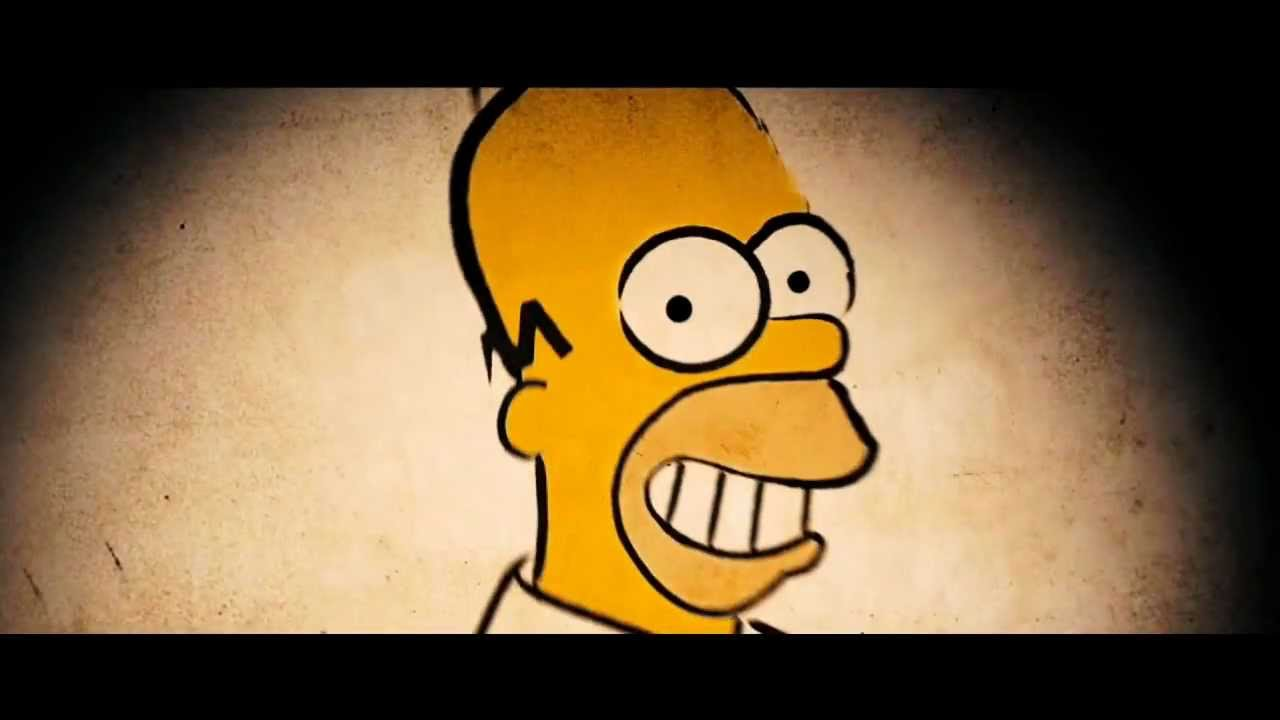 The Simpsons Movie Official Trailer 2007 Hd Youtube
