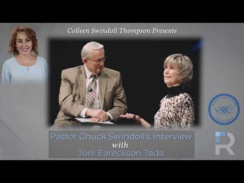 Interview with Joni Eareckson Tada and Chuck Swindoll