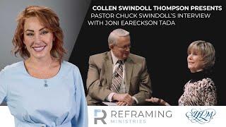Interview with Joni Eareckson Tada and Chuck Swindoll