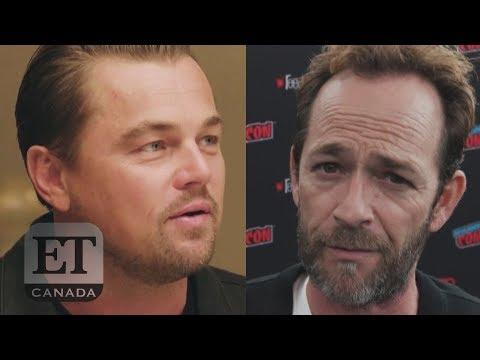 Leonardo DiCaprio Remembers Luke Perry