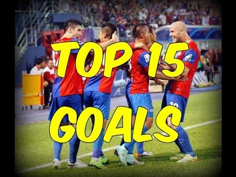 JDT ● 15 Gol Terbaik 2014