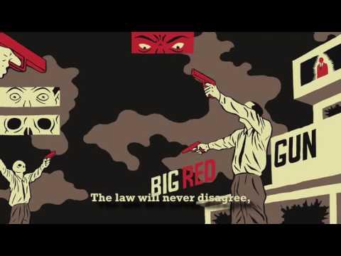 Big Red Gun (Lyric Video) | Billy Talent