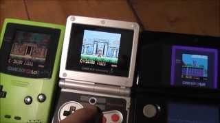 Secret Nintendo 3DS Virtual Console Easter Egg - Native Resolution + 3D Retro Bonus - Shantae