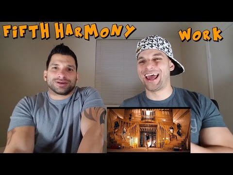 FIFTH HARMONY - Work From Home REACTION