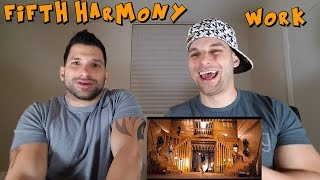 FIFTH HARMONY - Work From Home [REACTION]