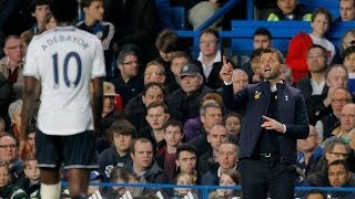 Tim Sherwood slams Spurs after 4-0 humiliation by Chelsea