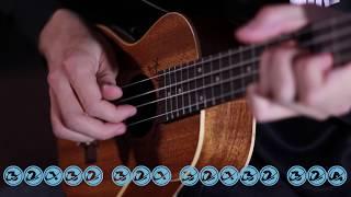 IOWA - Эта песня простая (Разбор на укулеле)