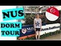 National University of Singapore Dorm Tour UTown   KatChats