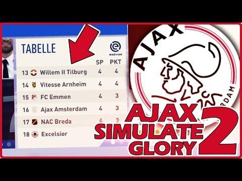 KEINE SIEGE ZUM SAISONSTART !? 😱🔥   FIFA 19 AJAX AMSTERDAM Simulate to Glory #3