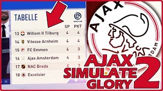 KEINE SIEGE ZUM SAISONSTART !? 😱🔥 | FIFA 19 AJAX AMSTERDAM Simulate to Glory #3