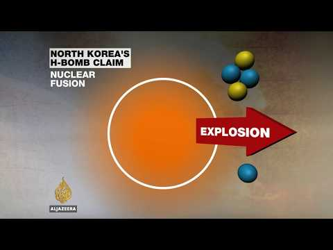 How does hydrogen bomb work?