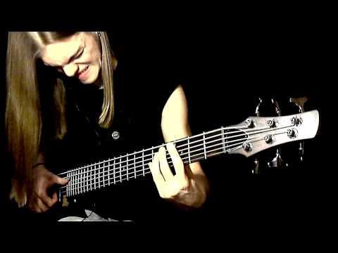 Sergey Volynchuck - Just Dance (Dirty Loops & Lady Gaga Bass Cover)