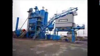 АБЗ Амоматик 240 SM(АБЗ Амоматик 240 SM - производительность асфальтового завода 240 тонн в час. Асфальтобетонные заводы производя..., 2015-12-15T08:29:28.000Z)