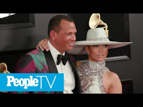Jennifer Lopez Speaks Out For The First Time Since Alex Rodriguez Engagement | PeopleTV Mp3