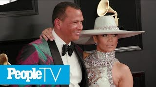 Jennifer Lopez Speaks Out For The First Time Since Alex Rodriguez Engagement   PeopleTV