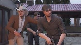 GTA 5 cashing out final casino mission with secret reward