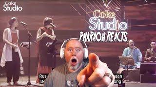 Pharaoh Reacts: Coke Studio Season 11 - Runaway Krewella Riaz Qadri and Ghulam Ali Qadri