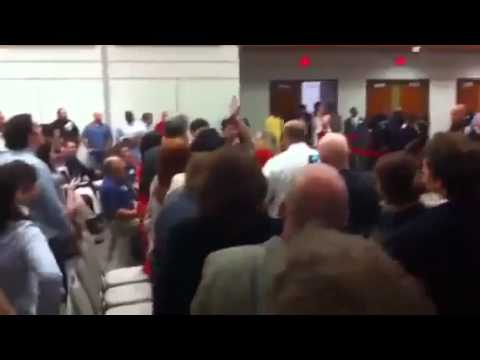 Shreveport LA Police ATTACK GOP CHAIR, THEN TRY TO SUPPRESS VIDEO EVIDENCE