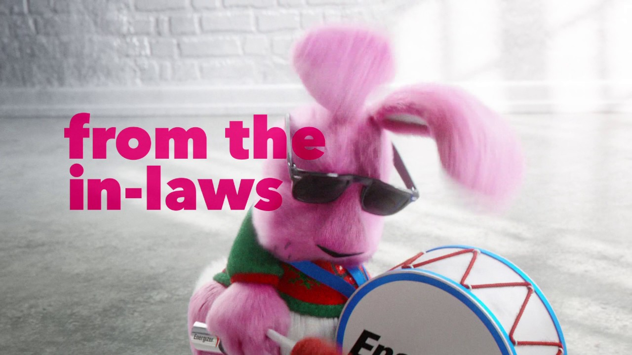 Energizer Bunny™ - In-Laws - YouTube