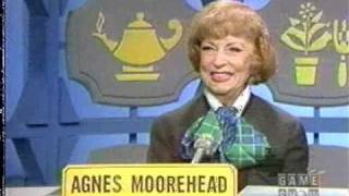 Agnes Moorehead - Mystery Guest, the Sequel