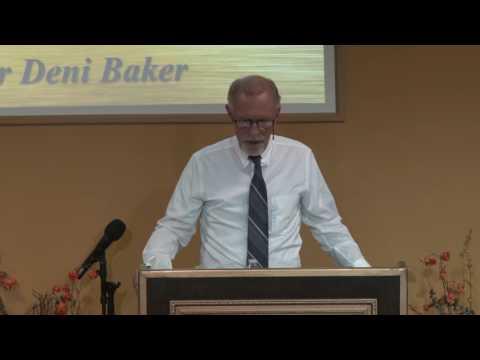 Fear by Elder Deni Baker