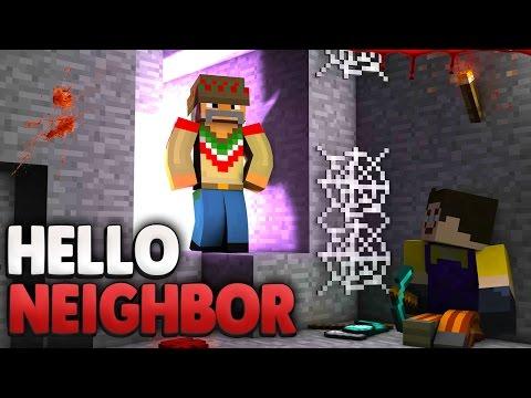 GEHEIMTREFFEN😱  | Minecraft Hello Neighbor