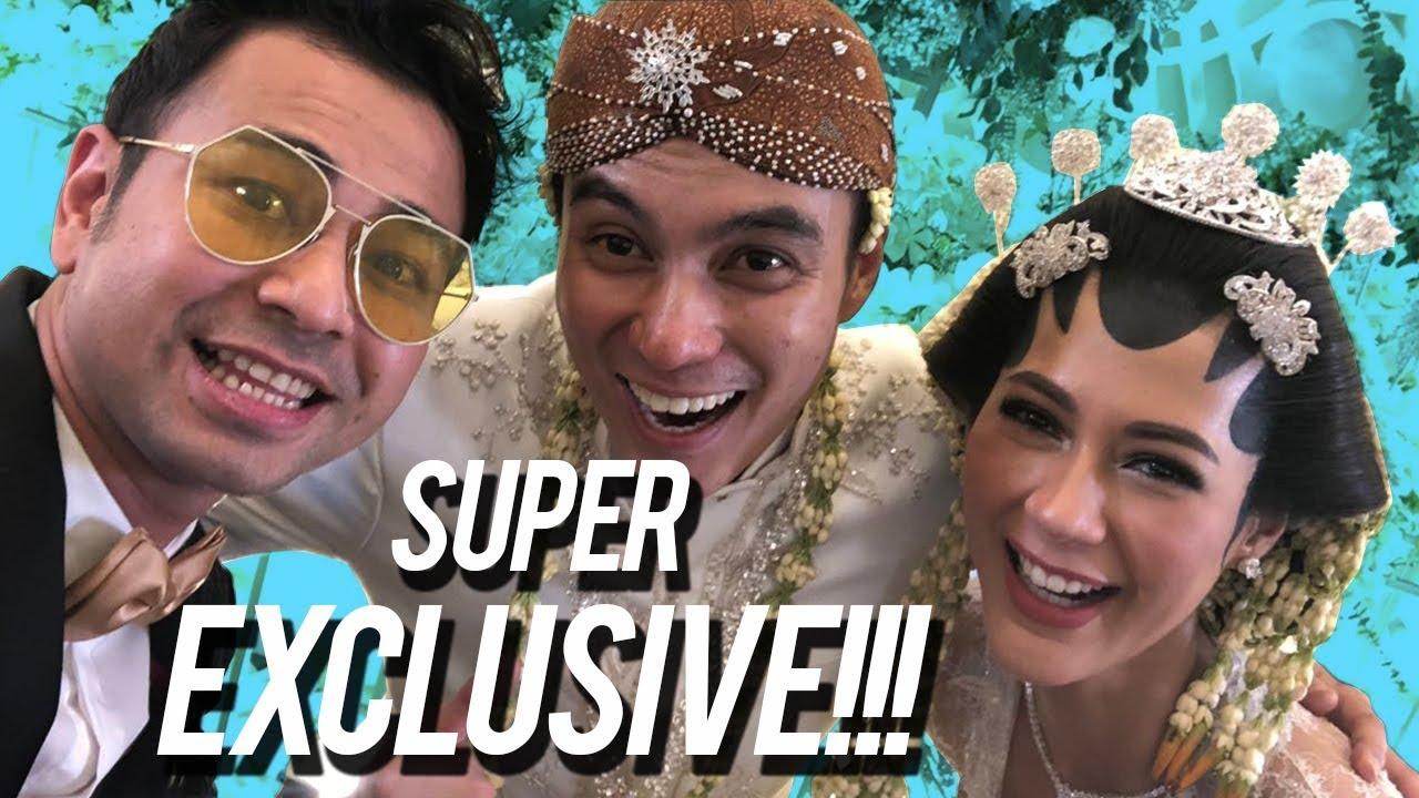 Super Exclusive Ceria Dan Tangis Di Akad Nikah Baim Wong