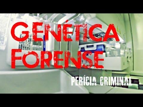Vídeo Biologia forense curso