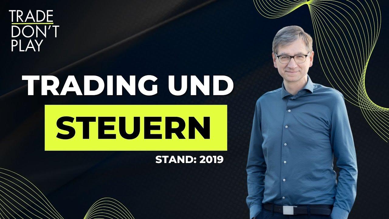 Trading Steuern