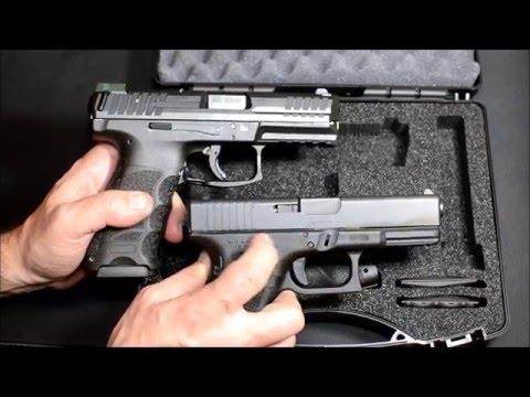 Pistola Heckler & Koch VP9