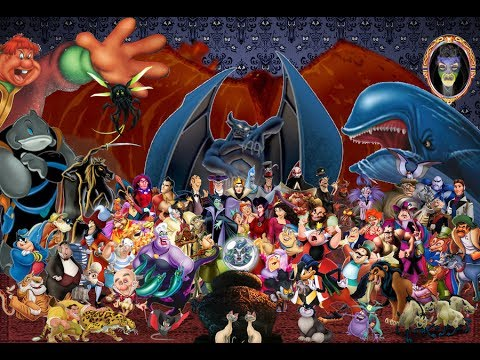 The Downfall of The Disney Villains! (Villain Defeats #30)