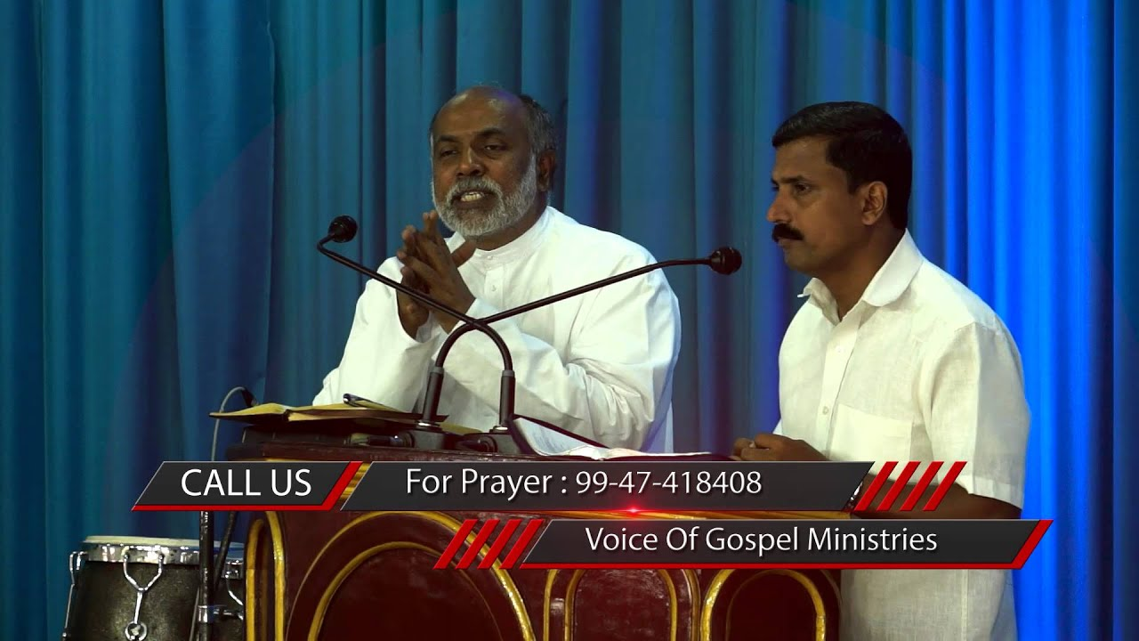 Download English/Malayalam Sermon. Living in the favor of God. By. Daniel Ayroor