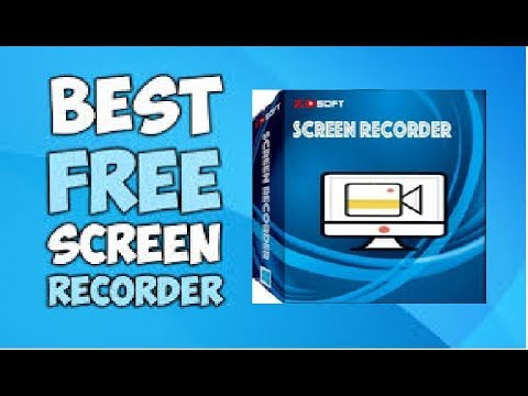 Top Best Free Screen Recording Software For Free 2018 In Urdu\Hindi