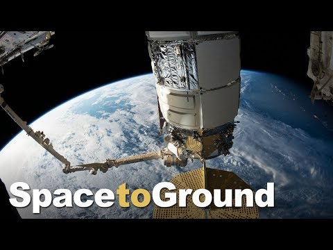 Space to Ground: Record-Breaking Delivery: 11/08/2019