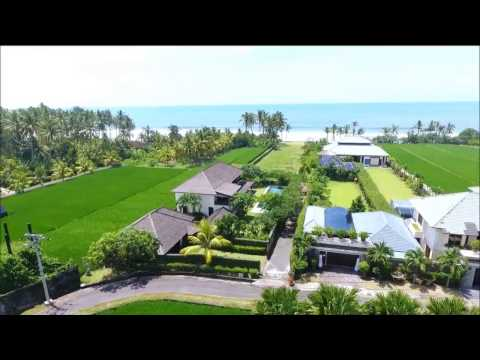 Absolute Beachfront Freehold Villa For sale  in Pasut, Bali
