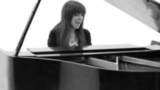 Rihanna - Stay : Cover by Christina Grimmie with lyrics