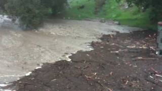 Harter Debris Basin
