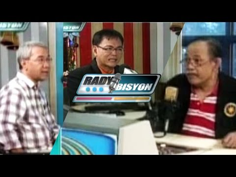 [RadyoBisyon] Guests: Roel M. Rosales, at Jerry Imperial (Episode 303) - [12|23|15]