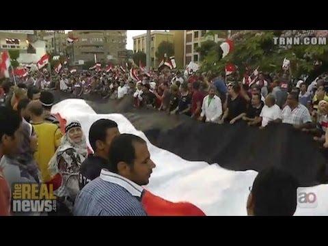 Egyptian Army Coup Topples President Morsi